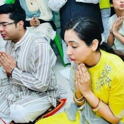 Abhishek Banerjee Wife Tested