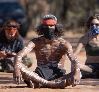 Adani Australia Tribal