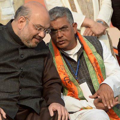 Bengal BJP To Hit Roads
