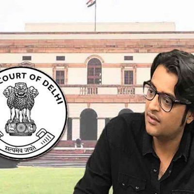 Arnab Goswami Questioned By Delhi High Court