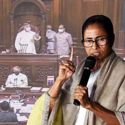 Mamata Attacks Modi Govt