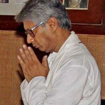 Visva Bharati Former VC