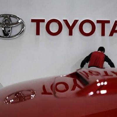 Toyota Halts Expansion