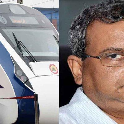 Vande Bharat Exp Chief Architect