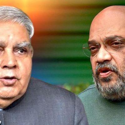 Governor Attacks Prashant Kishore
