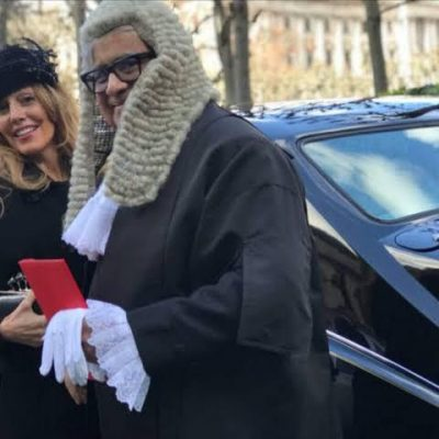 Harish Salve Marrying London Based Artist