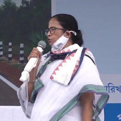 Mamata in North Bengal