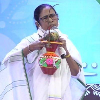 Mamata Virtual Puja Opening