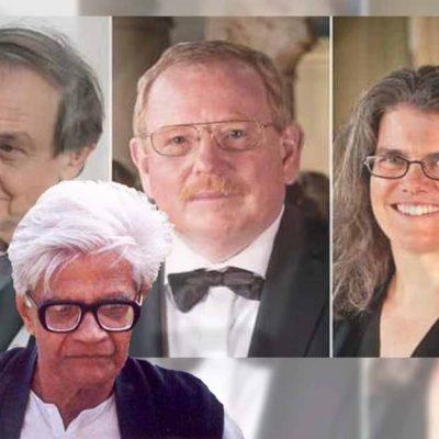 Nobel Prize Physics Kolkata Connection
