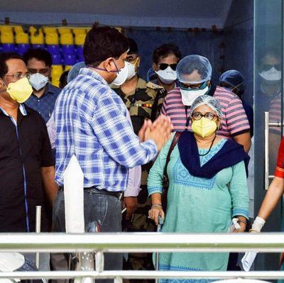 India Coronavirus Condition