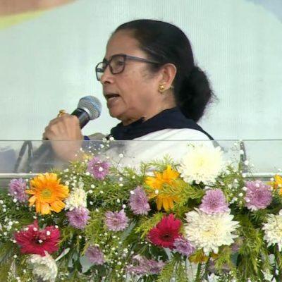 Mamata Banerjee Challenges BJP