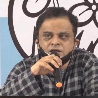 TMC Leader Bratya Basu Attacks