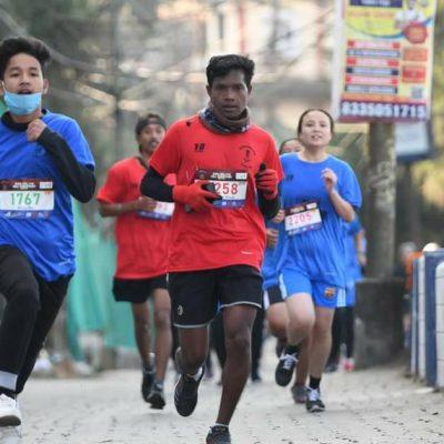 Darjeeling Hill Marathon