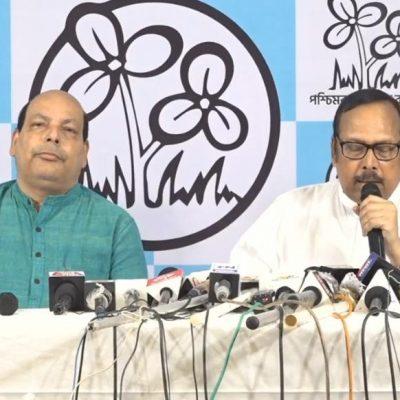 TMC MP Sukhedusekhar Roy Attacks BJP