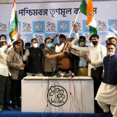 AIMIM Bengal Chief Joins TMC