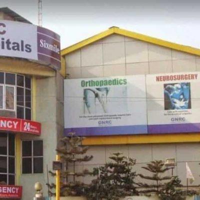 Corona Barasat GNRC Hospital