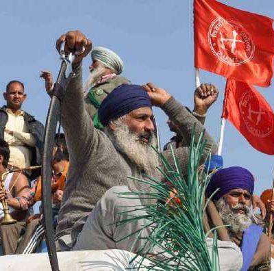 Farmers Agitation Continues